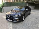 Galeriden Renault Megane 1.5 dCi Touch 2017 Model İstanbul