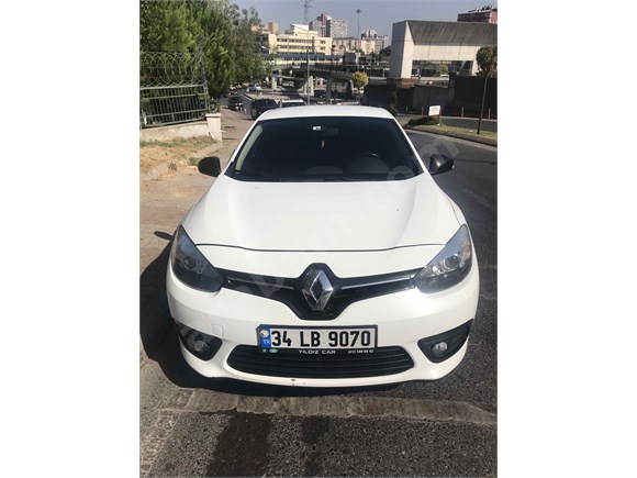 Sahibinden Renault Fluence 1.5 dCi Touch 2014 Model