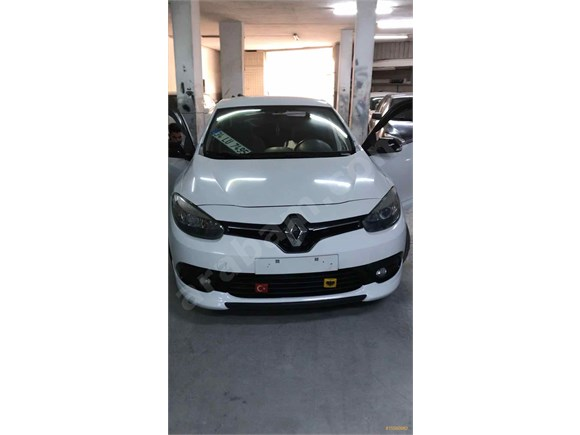 Sahibinden Renault Fluence 1.5 dCi Touch 2015 Model