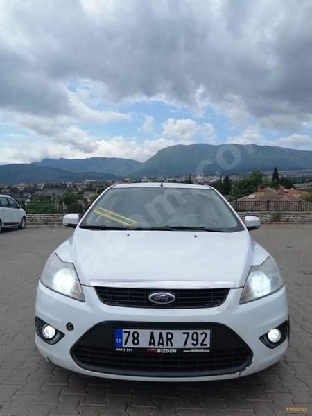 Sahibinden Ford Focus 1.6 Tdci Trend X 2011 Model Karabük 179.000 Km Beyaz