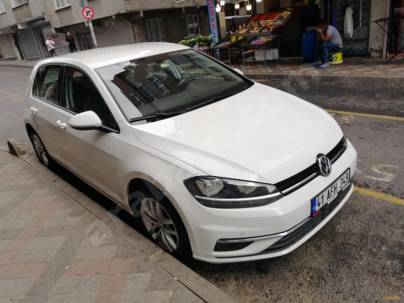 Sahibinden Volkswagen Golf 1.6 Tdi Bluemotion Comfortline 2017 Model İstanbul 112.000 Km -