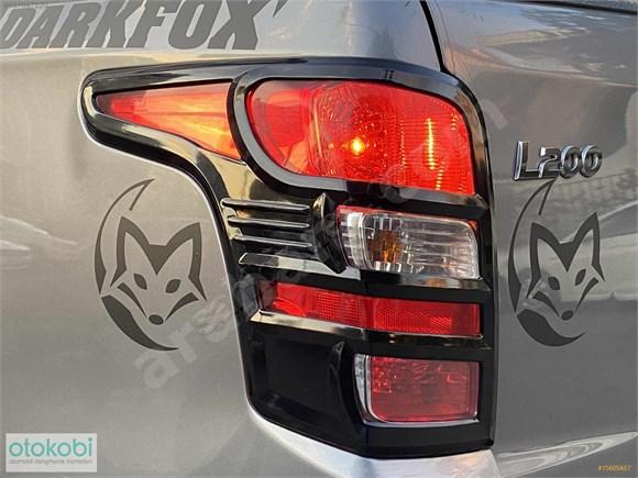 "OTOKOBİ--2017 L200 DARKFOX EDT. 2.5DiD 181HP OV 4X4-11"" YÜKSLTME"