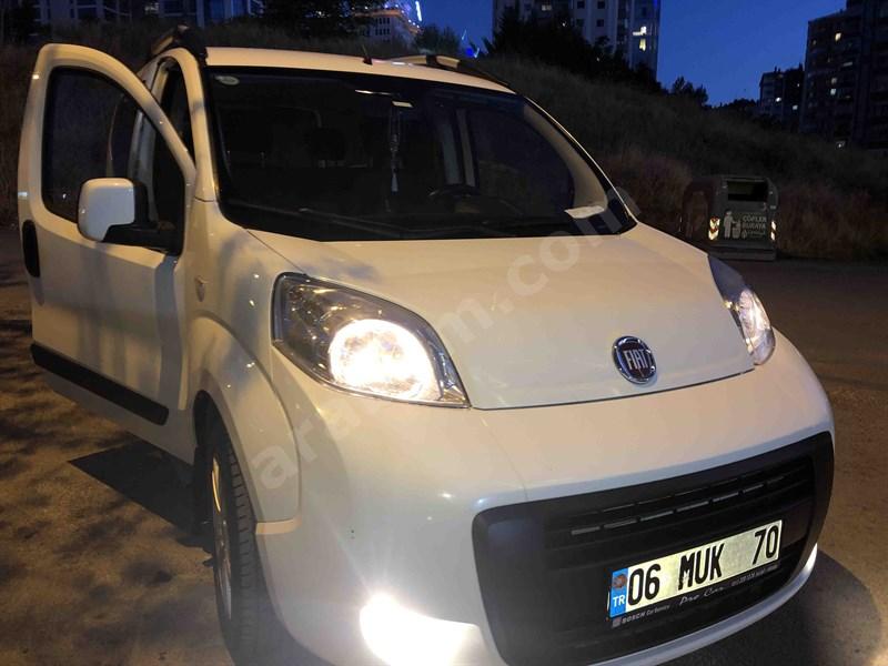 Sahibinden Fiat Fiorino Combi 1.3 Multijet Emotion 2012 Model Ankara 106.000 Km Beyaz