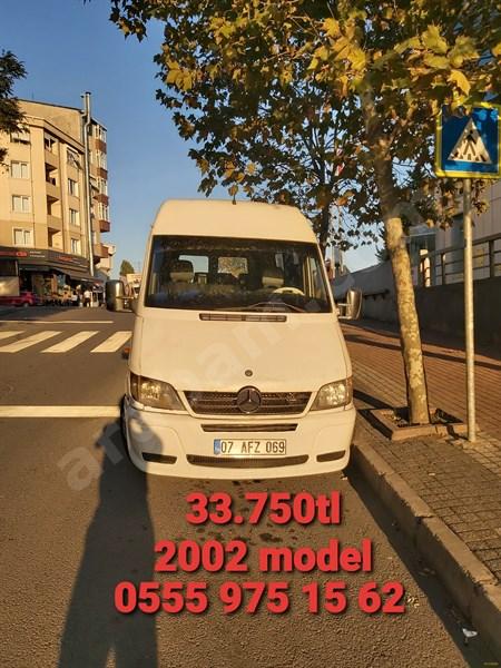 Sahibinden Volkswagen Volt 14+1 2002 Model İstanbul 985.000 Km Beyaz