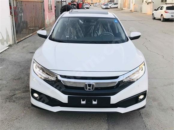 ÖZYILDIZ dan 0 km Honda Civic 1.6 i-VTEC ECO Elegance  LPG'li OTOMATİK