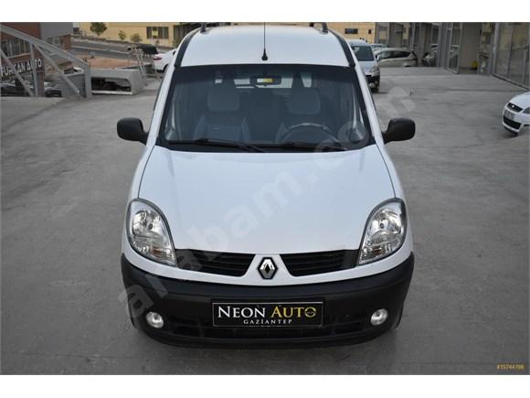 !!!! Neon Auto'Dan Kangoo 1.5DCİ Authentique 159 Bin Km De !!!!