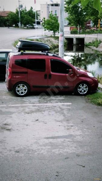 Sahibinden Fiat Fiorino Combi 1.3 Multijet Emotion 2009 Model Balıkesir 190.000 Km Bordo