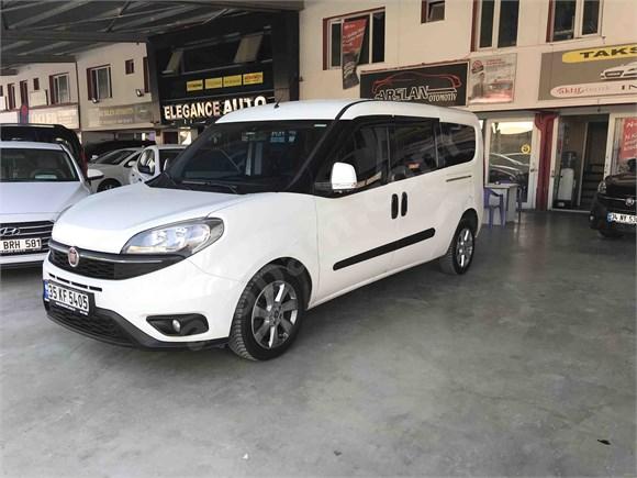 galeriden fiat doblo combi 1 6 multijet maxi safeline 2016 model izmir 112 000 km beyaz 15753145 arabam com
