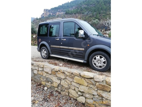 Sahibinden Ford Tourneo Connect 90PS 2008 Model