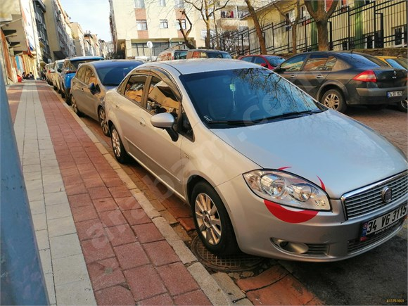 Fiat Linea acil son fiyat pazarlık yok
