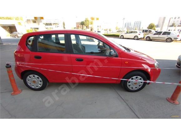Sahibinden Chevrolet Kalos 1 2 Se 2005 Model Sanliurfa 79 000 Km Kirmizi 15793221 Arabam Com