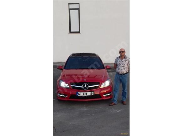 Sahibinden Mercedes - Benz C 180 BlueEFFICIENCY AMG 2013 Model 0553 853 6190 hanifi alt