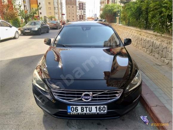sahibinden volvo s60 1 6 d premium 2013 model ankara 186 000 km siyah 15819415 arabam com