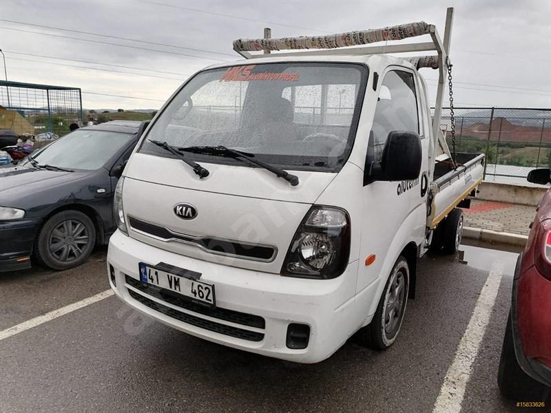Sahibinden Kia Bongo K2500 Dlx 2015 Model İstanbul 125.000 Km Beyaz