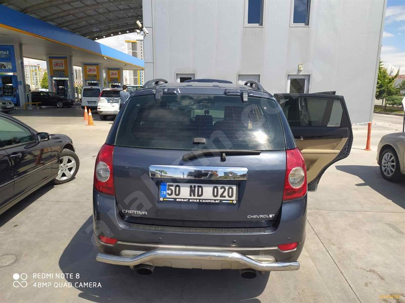 Sahibinden Chevrolet Captiva 2.0 D High 2007 Model Nevşehir 296.000 Km -