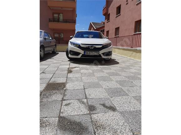 Sahibinden Honda Civic 1.6 i-VTEC ECO Elegance 2017 Model Ankara
