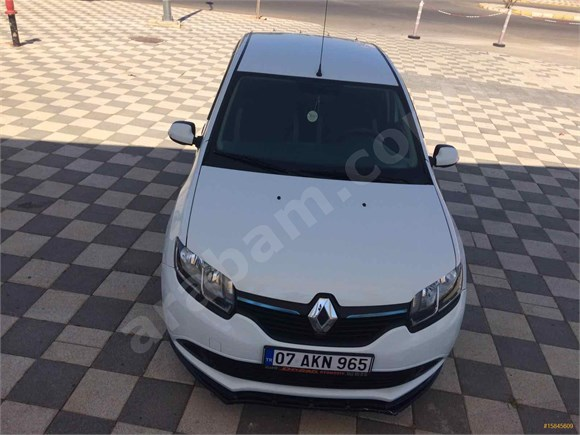 Sahibinden Renault Symbol 1.2 Joy 2014 Model
