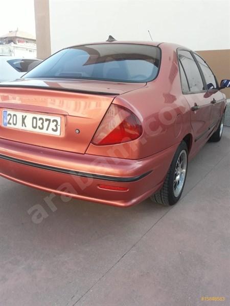 Sahibinden Fiat Marea 1.6 Liberty 2004 Model Denizli 122.000 Km Kırmızı
