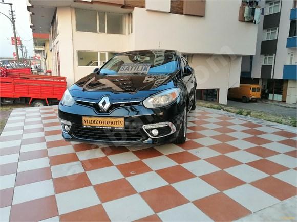 Galeriden Renault Fluence 1.5 dCi Icon 2015 Model Trabzon