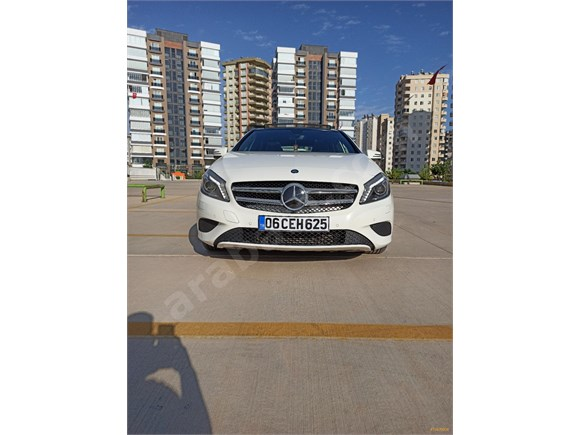 Sahibinden Mercedes - Benz A 180 BlueEFFICIENCY Urban 2013 Model
