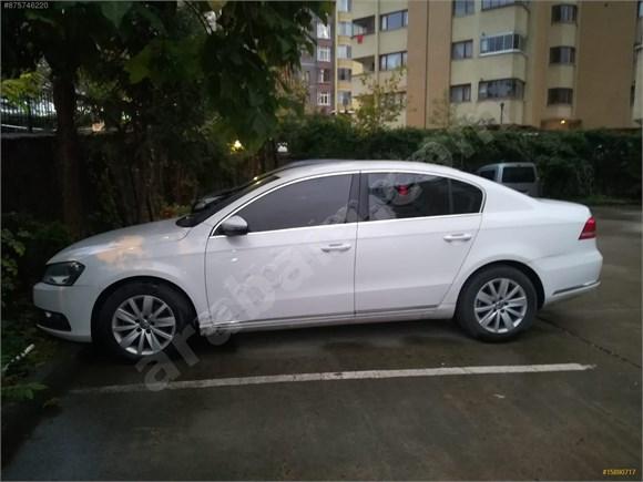 Sahibinden Volkswagen Passat 1 6 Tdi Bluemotion Comfortline 2013 Model Trabzon 136 000 Km Beyaz 15890717 Arabam Com