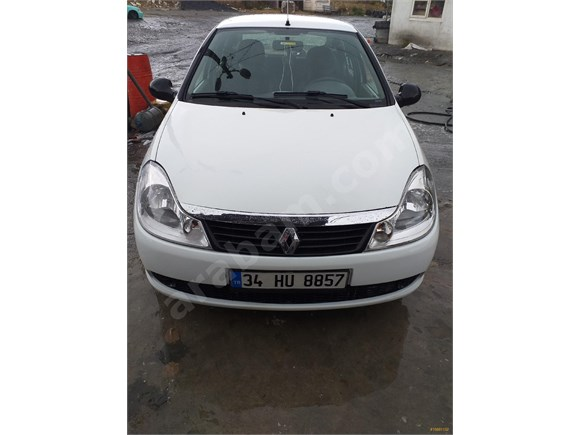 EMSALSİZ Sahibinden Renault Symbol 1.5 dCi Authentique Edition 2012 Model