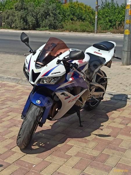 Sahibinden Honda Cbr 600 Rr 2011 Model Mersin 57.000 Km Diğer