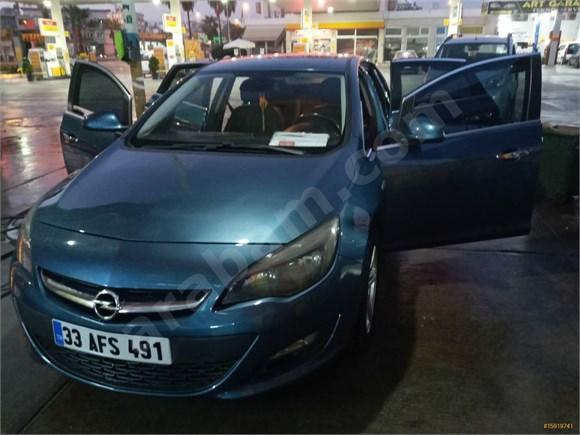 2015  Dizel  Opel  Astra  1.6 CDTI !! SPORT !!