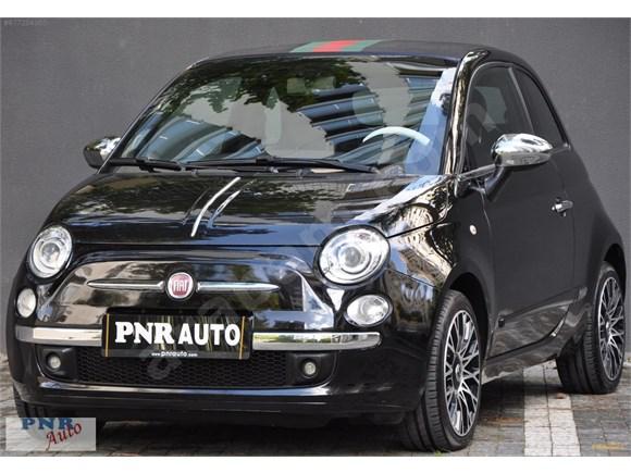 PNR Auto-2012 FİAT 500 1.2 GUCCİ CABRİO OTOMATİK, 98.400KM