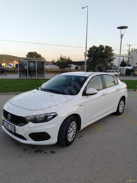 Sahibinden Fiat Egea 1.4 Fire Easy 2019 Model Bursa 6.650 Km -