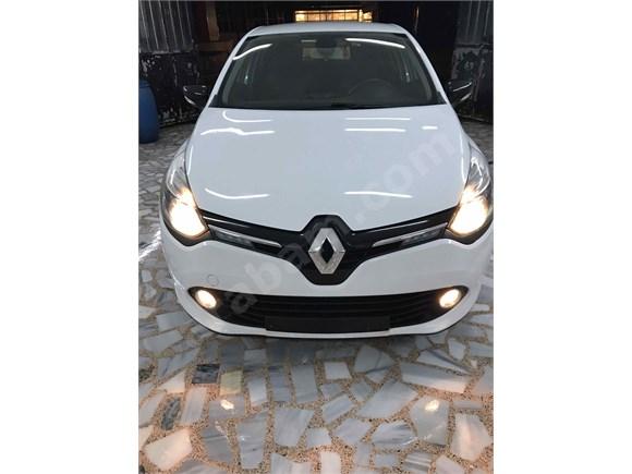 Galeriden Renault Clio 1.2 Turbo Icon 2013 Model Kırklareli