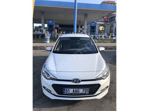 Sahibinden 2018 Hyundai  i20 Tam Otomatik Garantili