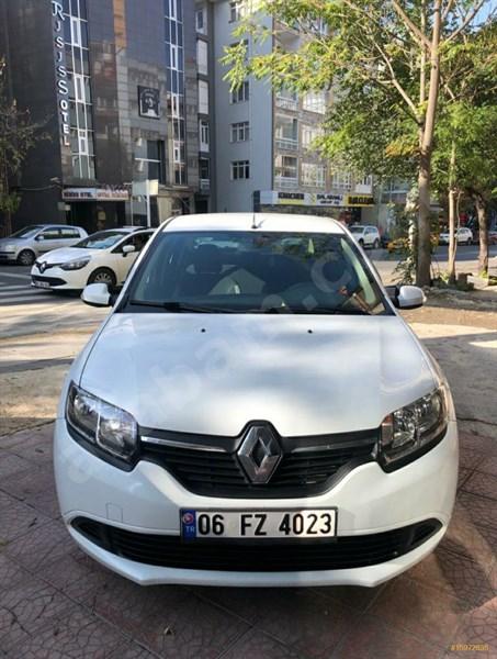 Sahibinden Renault Symbol 1.5 Dci Joy 2014 Model Ankara 122.500 Km -