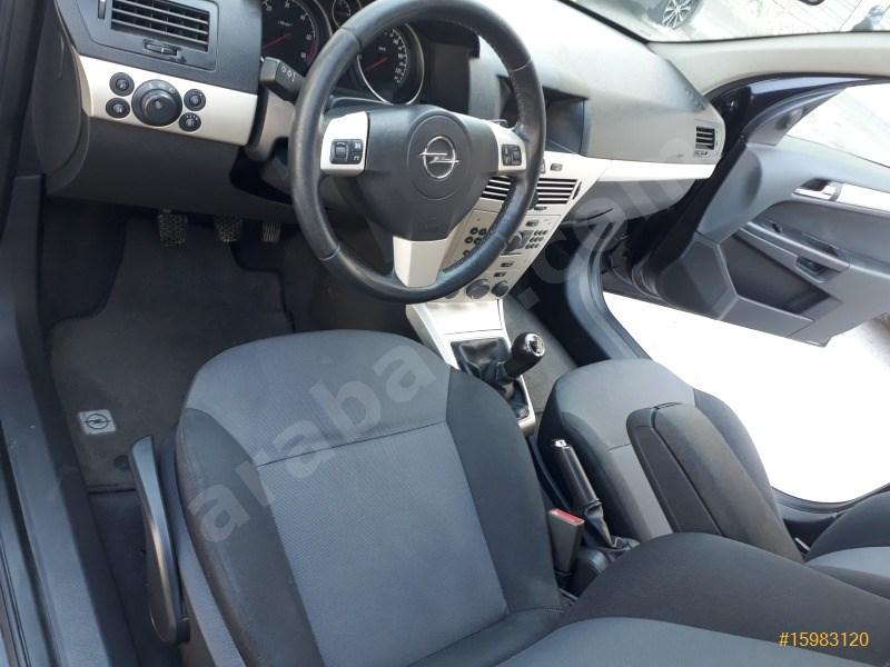 Sahibinden Opel Astra 1.3 Cdti Enjoy 2008 Model İzmir 184.000 Km Siyah