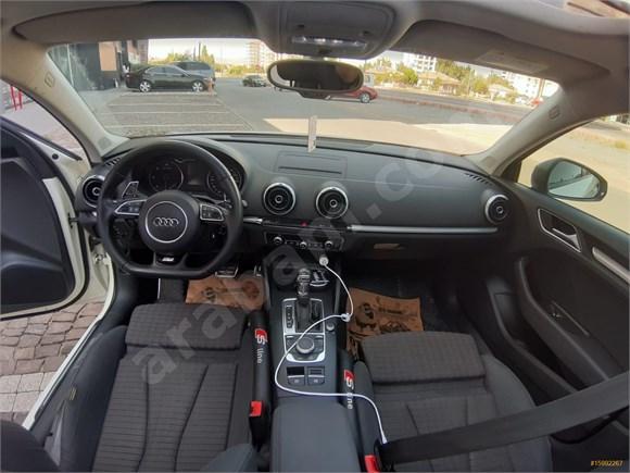 Sahibinden Audi A3 Sedan 1.6 TDI Ambition 2013 Model