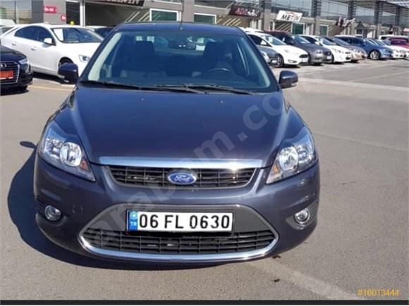 Sahibinden Ford Focus 1.6 Titanium 2010 Model Ankara
