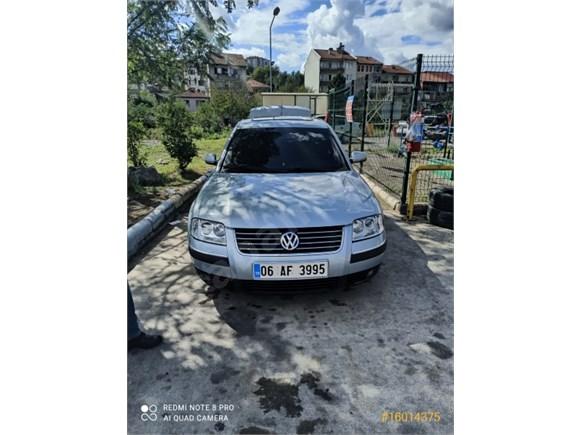 Sahibinden Volkswagen Passat 1.8 T Comfortline 2002 Model