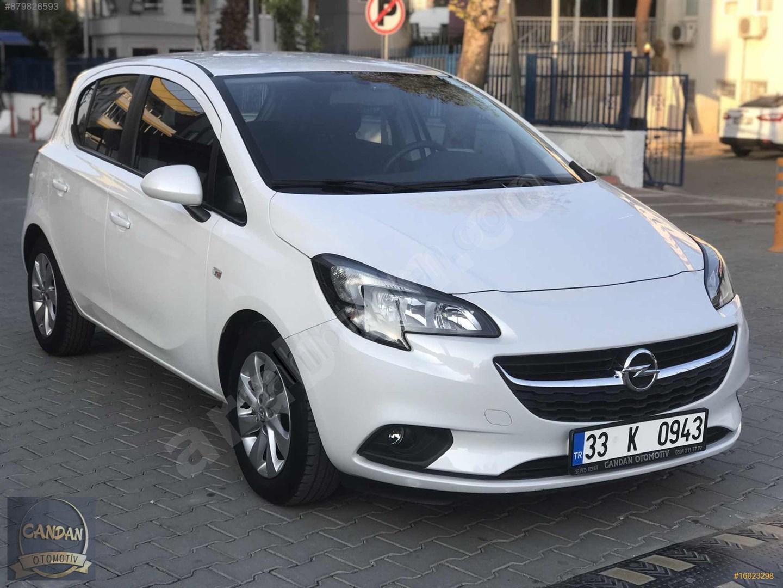 Galeriden Opel Corsa 1.4 Enjoy 2018 Model Mersin 23.000 km ...