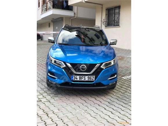 Sahibinden Nissan Qashqai 1.6 dCi Platinum Premium Pack 2017 Model