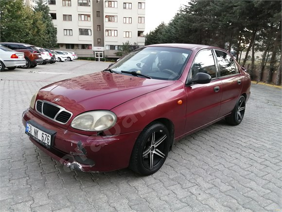 Sahibinden Daewoo Lanos 1.5 SE 1998 Model