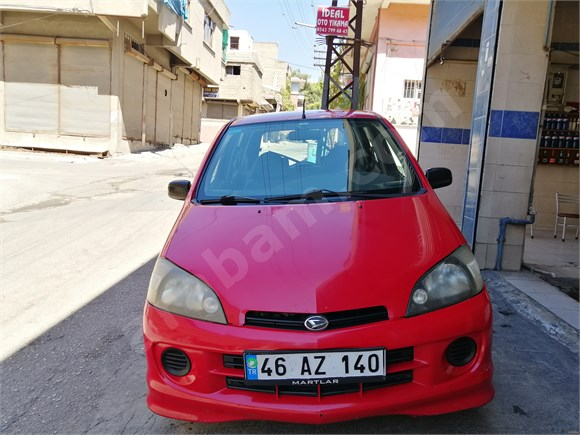 Sahibinden Daihatsu YRV 1.3 Plus 2007 Model. Kazasız Belasız. Hasar kaydı Değişen YOK