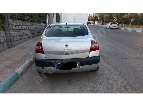 Sahibinden Renault Megane 1.5 dCi Authentique 2005 Model