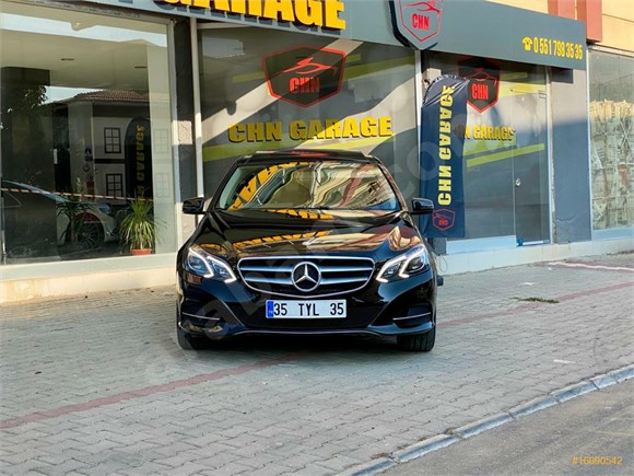 Sahibinden Mercedes - Benz E 180 Elite 2015 Model