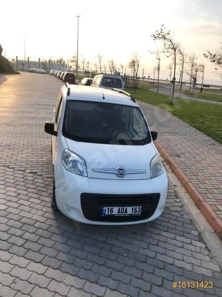 Sahibinden Fiat Fiorino Combi 1.3 Multijet Pop 2013 Model Balıkesir 179.000 Km Beyaz
