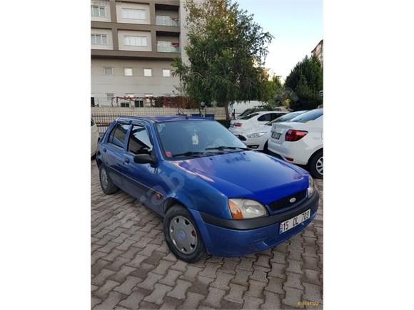Orjinal 160.000 km Ford Fiesta