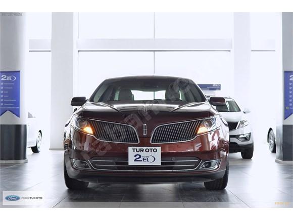 TUR OTODAN FORD OTOSAN İTHALATI 2016 Lincoln MKS 3.5L EcoB. V6