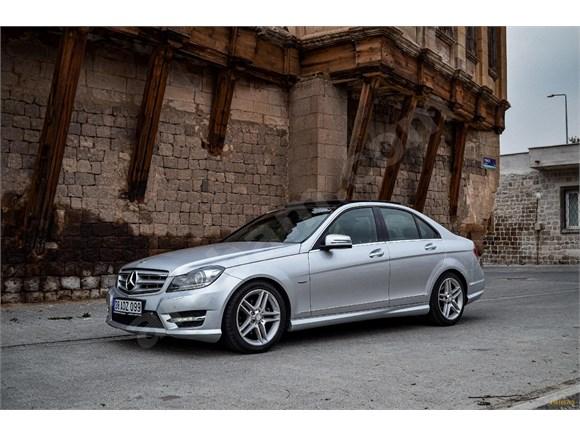 Sahibinden Mercedes - Benz C 180 BlueEFFICIENCY AMG 5 ileri 2012 ACİLL Model