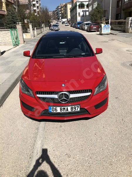 Sahibinden Mercedes - Benz Cla 180 Cdi Amg 2016 Model Ankara 52.000 Km -