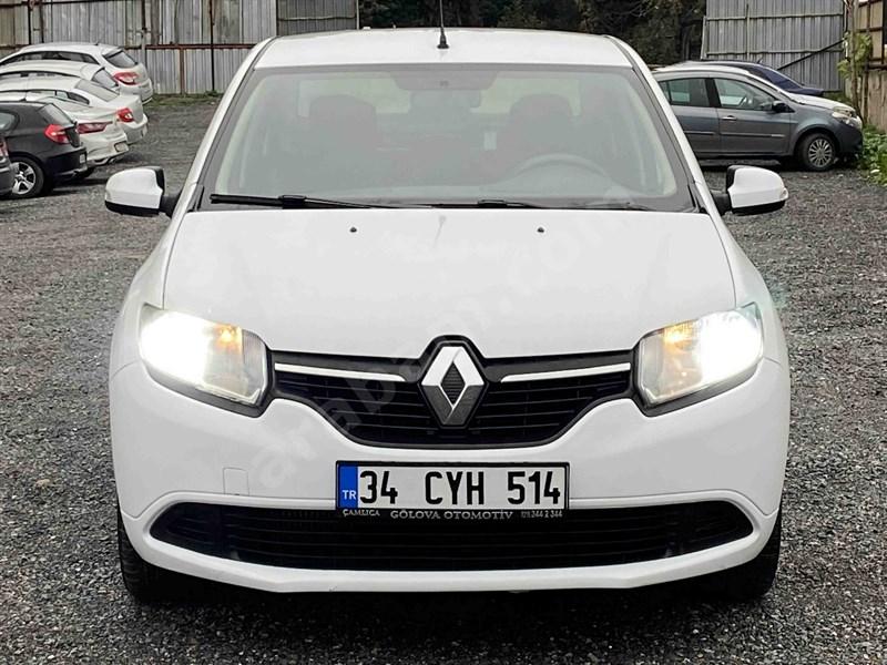 Sahibinden Renault Symbol 1.5 Dci Joy 2016 Model İstanbul 118.000 Km Beyaz