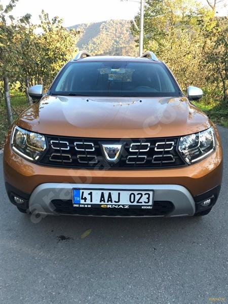 Sahibinden Dacia Duster 1.5 Dci Prestige 2018 Model Kocaeli 97.000 Km -